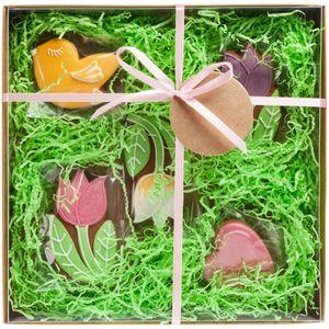 Набор имбирного печенья Весеннее настроение