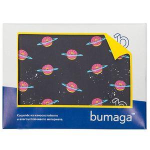 Кошелек Bumaga Space Donut