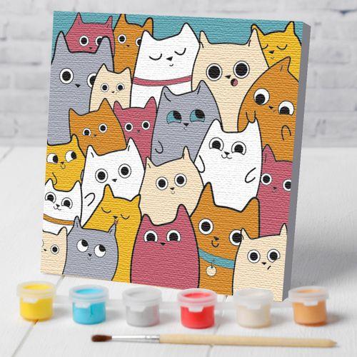 Набор для рисования<br>Милые котята