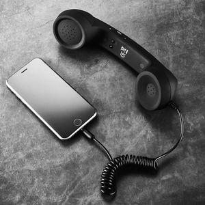 Ретротрубка для телефона проводная