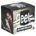 Кружка Geek Mug