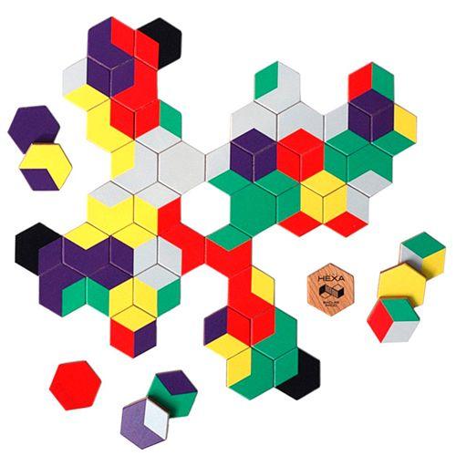 Настольная игра<br>Hexa game