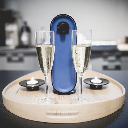Винный сервер Wine Server Сервировка праздничного стола