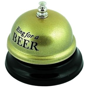 Звонок настольный Время пива Ring for a beer