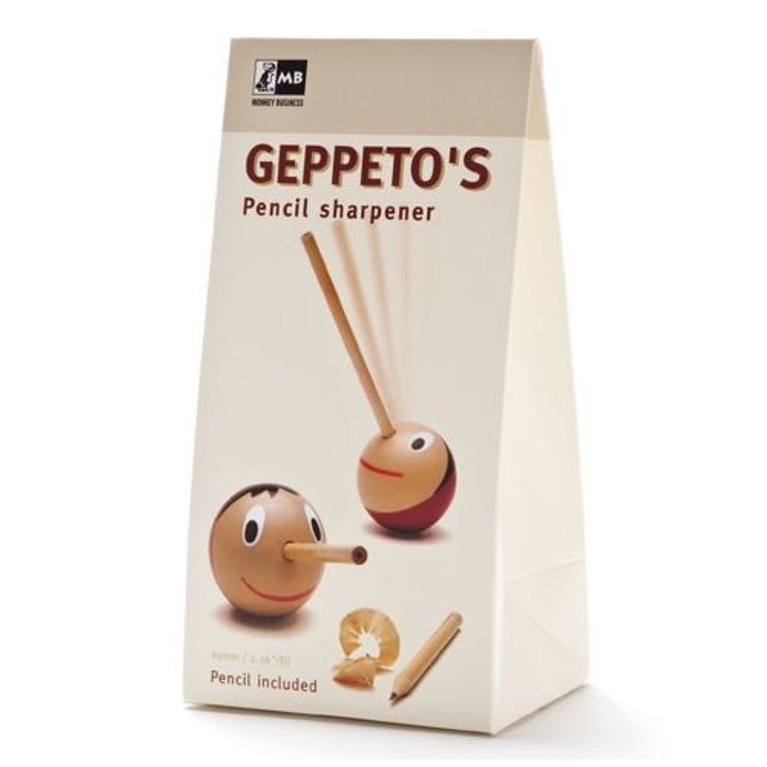 Точилка-неваляшка Geppetto's