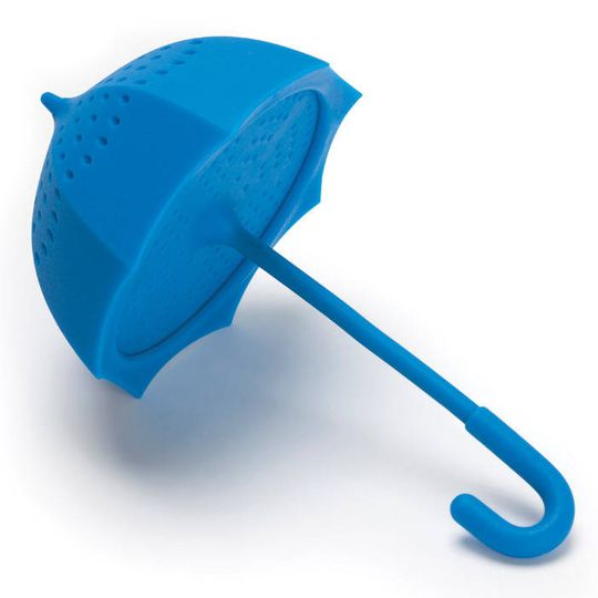 Заварник для чая Зонтик (Синий)