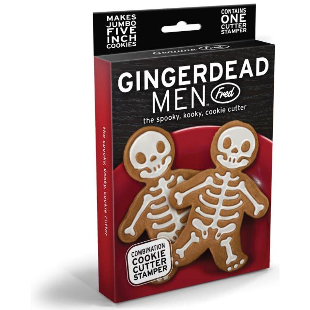 Форма для выпечки Скелетики Gingerdead Men