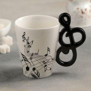 Кружка Скрипичный ключ