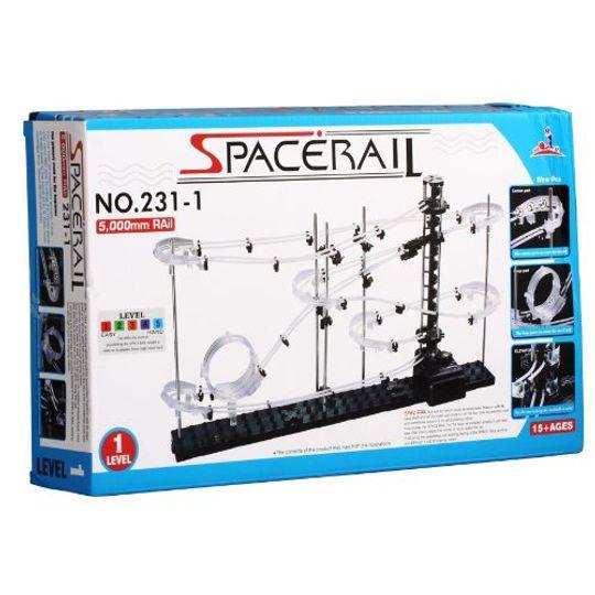 Конструктор SpaceRail Level 1 5000mm Rail No. 231-1