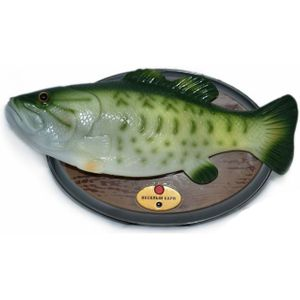 Поющий Карп Big Mouth Billy Bass