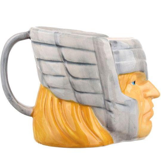 Кружка Тор Thor Профиль