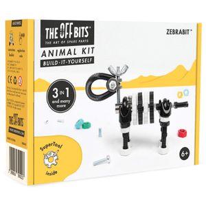 Игрушка-конструктор The Offbits Zebrabit