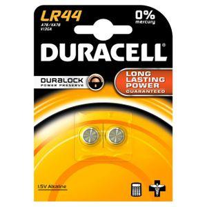 Батарейка Duracell LR44