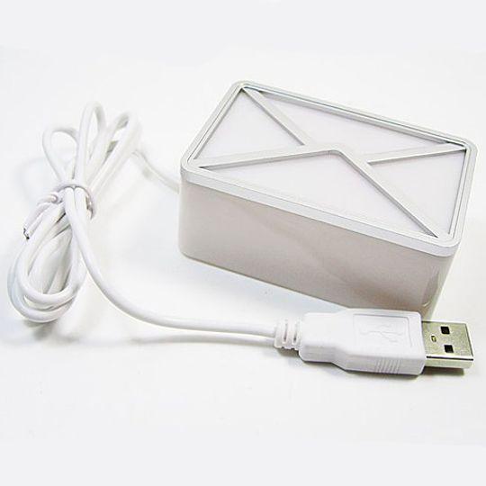 USB Оповеститель email