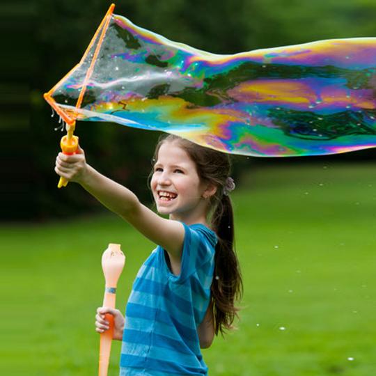 Гигантские мыльные пузыри Меч Angry Bubbles