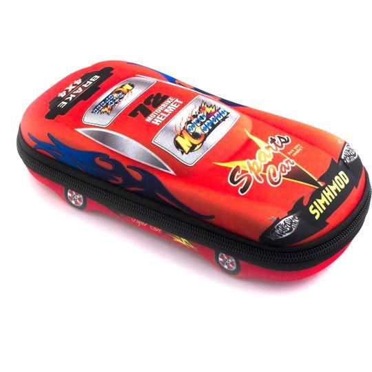Пенал Гоночная машина (Красный)
