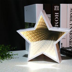 Настенный светильник 3D Звезда