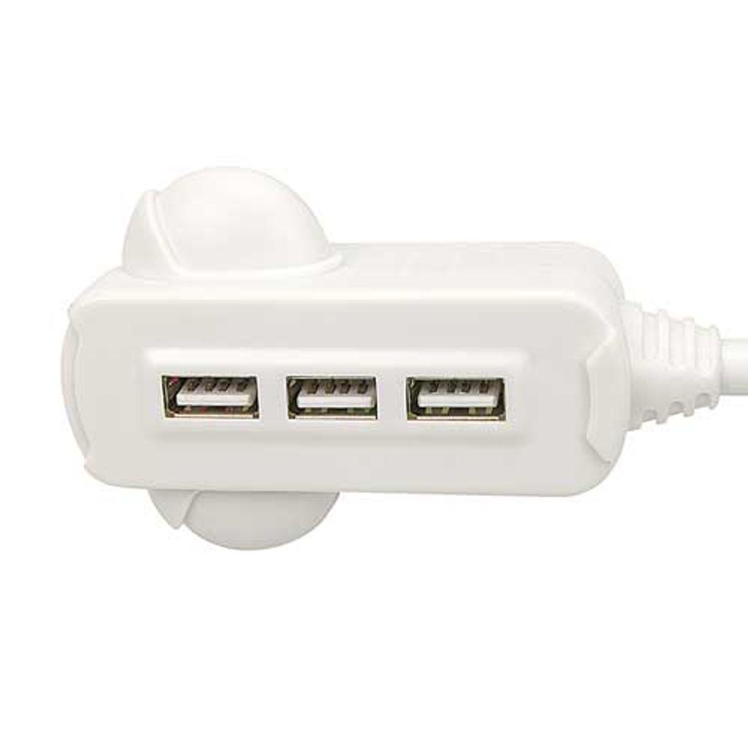 USB Хаб Светофор USB-порты
