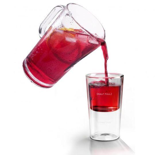 Наполовину полный стакан Half Full