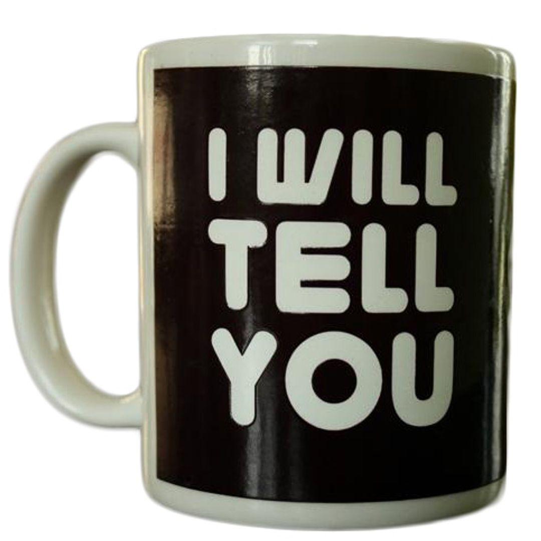 Термокружка I will tell you