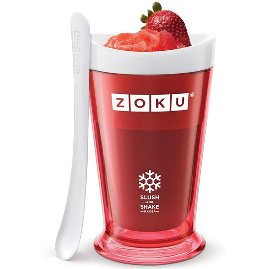 Форма для холодных десертов Slush & Shake (Красный)