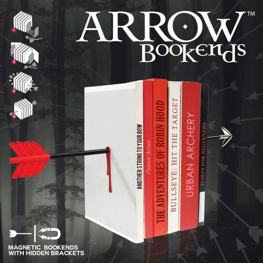 Держатель для книг Стрела Arrow