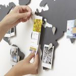 Магнитная доска Карта мира Mappit