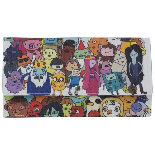 Конверт для путешествий Adventure Time