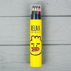 Набор карандашей Животные Relax Animals
