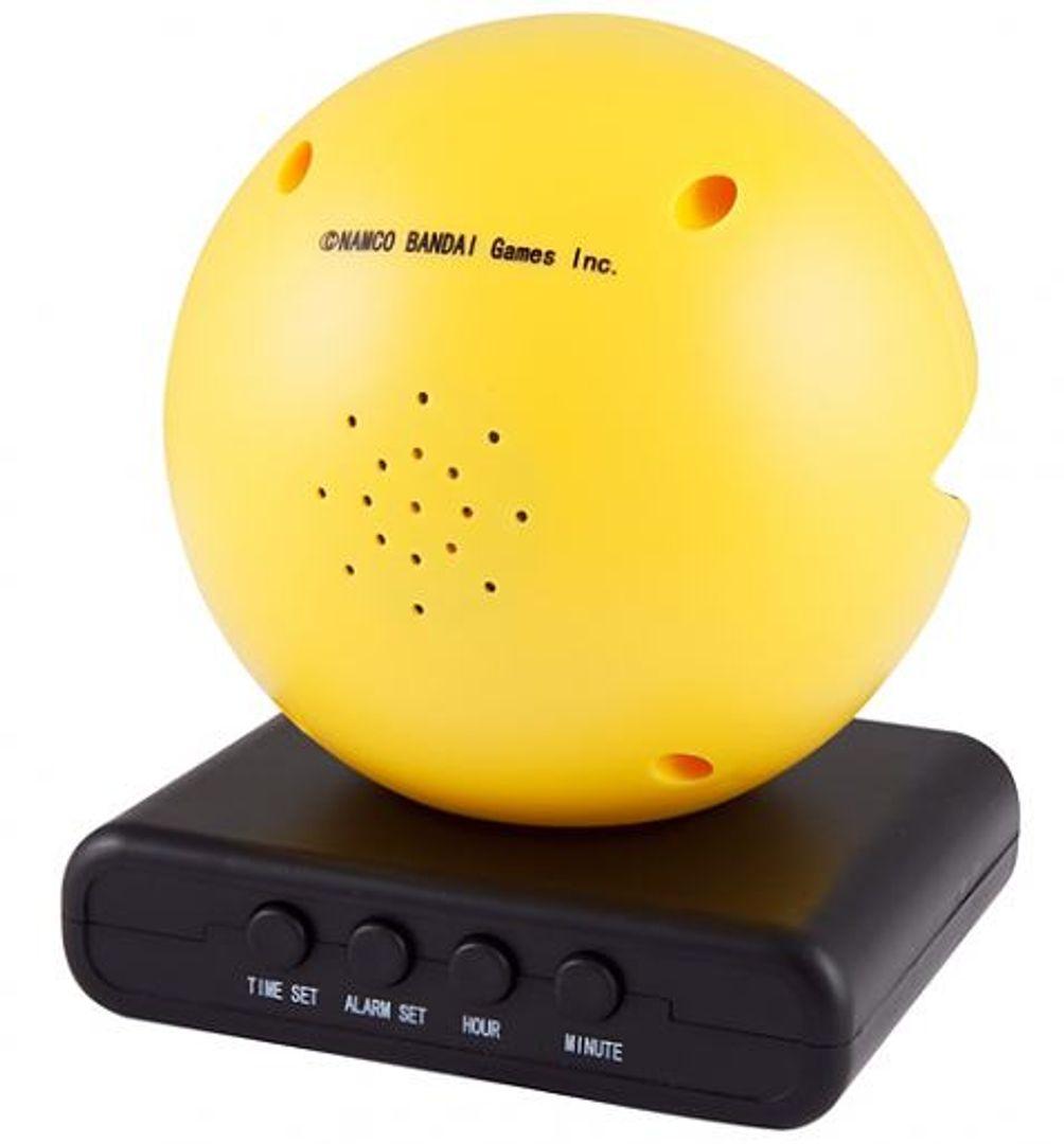 Будильник Pac-Man