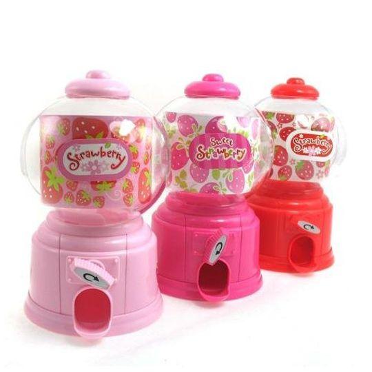 Копилка Конфетница Candy Machine Разные цвета