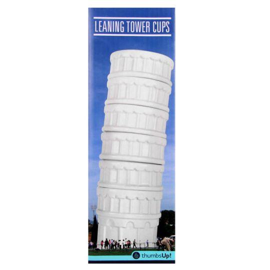 Набор чашек Пизанская башня Упаковка