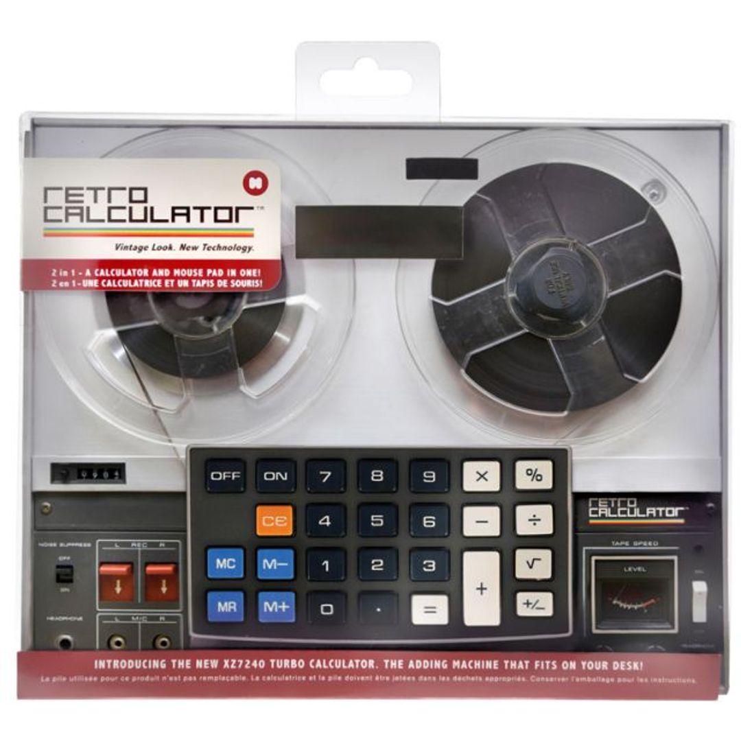 Коврик для мыши Ретро Калькулятор