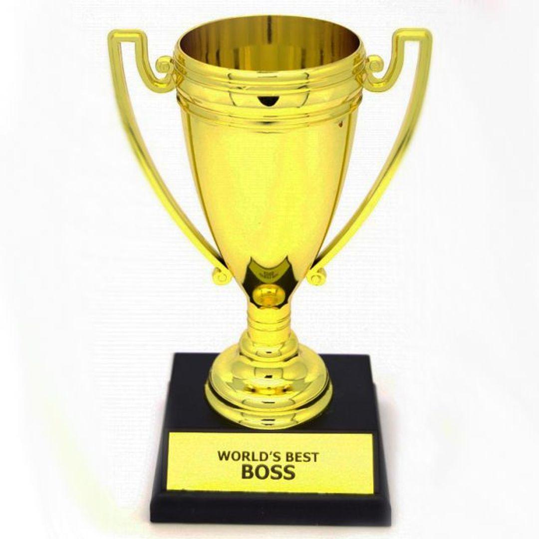 Кубок World's Best Boss
