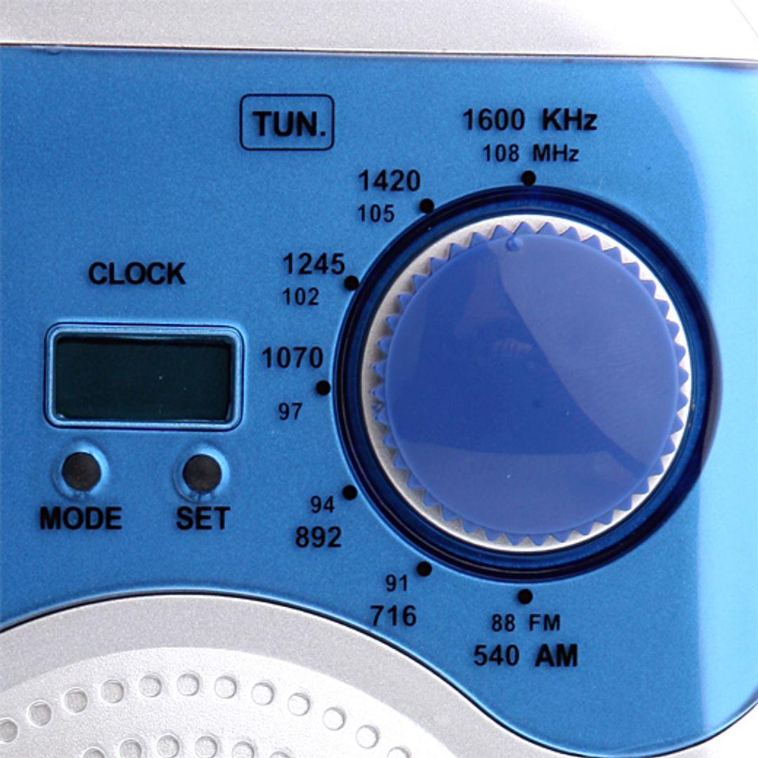 Радио для душа с часами