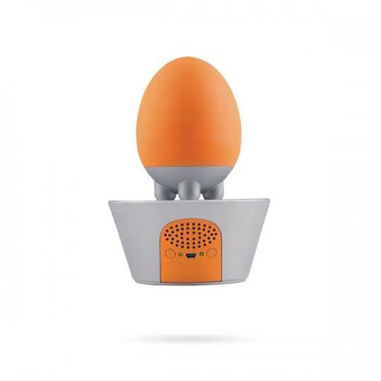 USB Массажер Ионизатор MagEgg Оранжевый