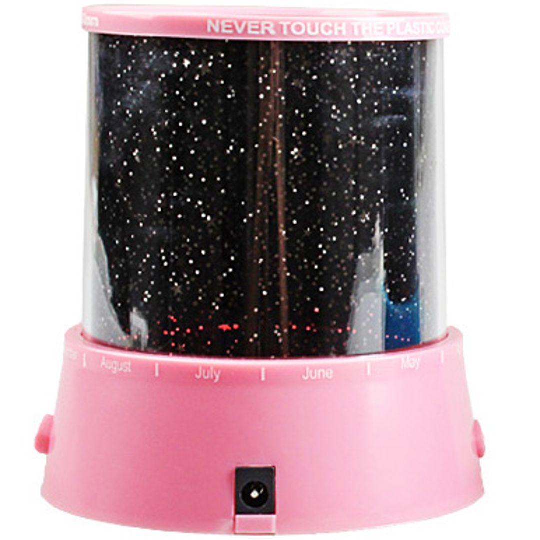 Ночник-проектор Звездное небо Star Master с адаптером