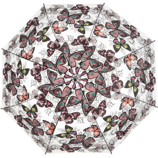 Зонт Бабочки (№1)