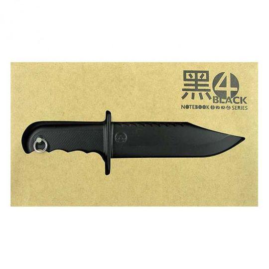 Блокнот Нож
