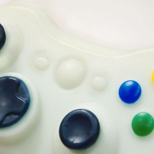Мыло геймера XBox