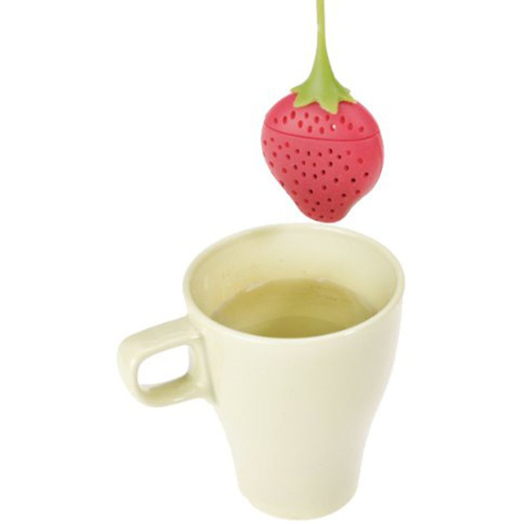 Заварник для чая Клубничка
