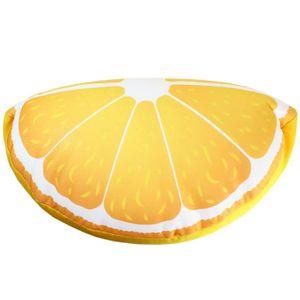 Подушка антистресс Апельсиновая долька