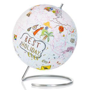Глобус для разукрашивания Globe Journal (малый)