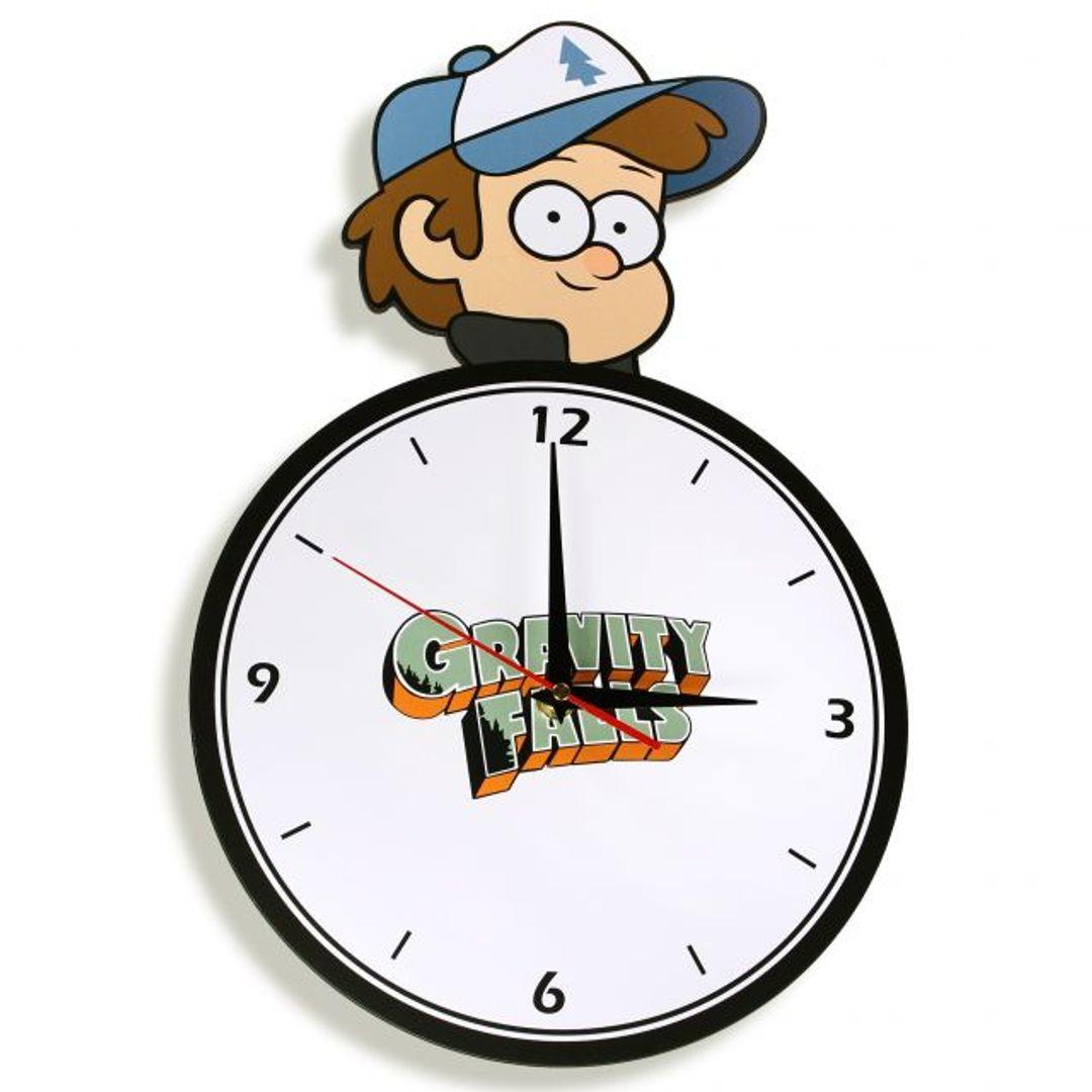 Часы настенные Диппер Gravity Falls