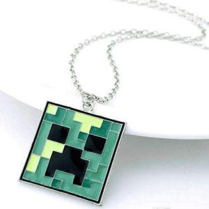 Брелок Крипер Minecraft