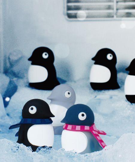 Флешка Пингвин Розовый 4 Гб