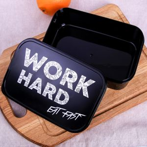Ланч-бокс Work hard (1.2 л)