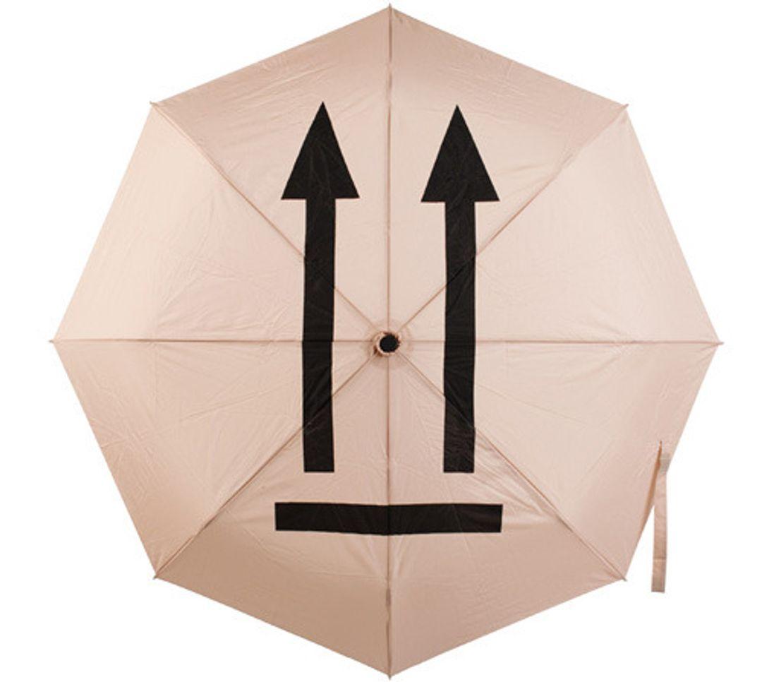Зонт Верх Рисунок на куполе