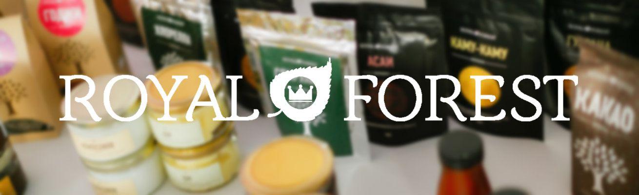 Держим себя в форме с правильным питанием от Royal Forest