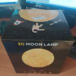 Ночник Лунный свет Отзыв